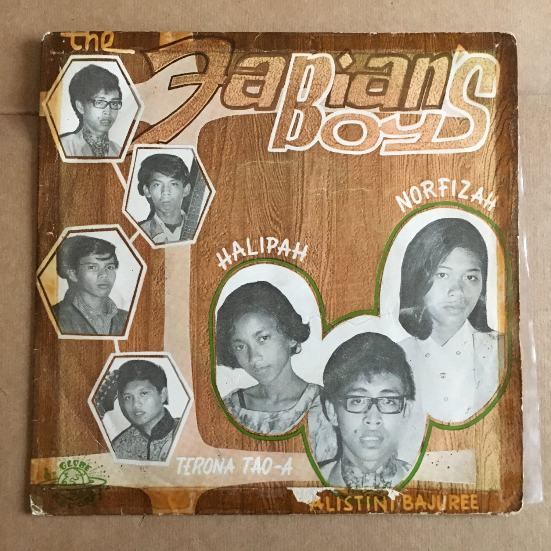 "**THE FABIAN'S BOYS 45 EP istana kesuma MALAYSIA 60's GARAGE 7"" mp3 LISTEN"