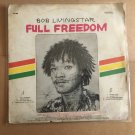 BOB LIVINGSTAR LP full freedom NIGERIA REGGAE mp3 LISTEN