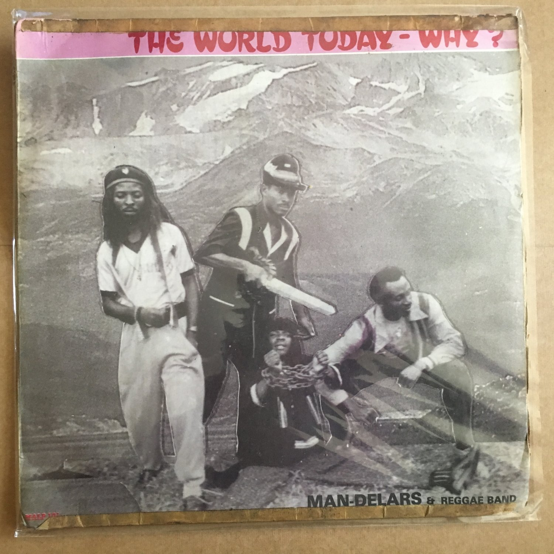 MAN DELARS & REGGAE BAND LP the World today NIGERIA REGGAE mp3 LISTEN
