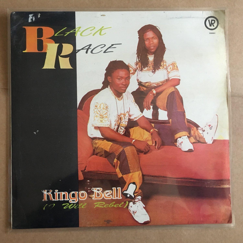 BLACK RACE LP ringo bell NIGERIA REGGAE mp3 LISTEN