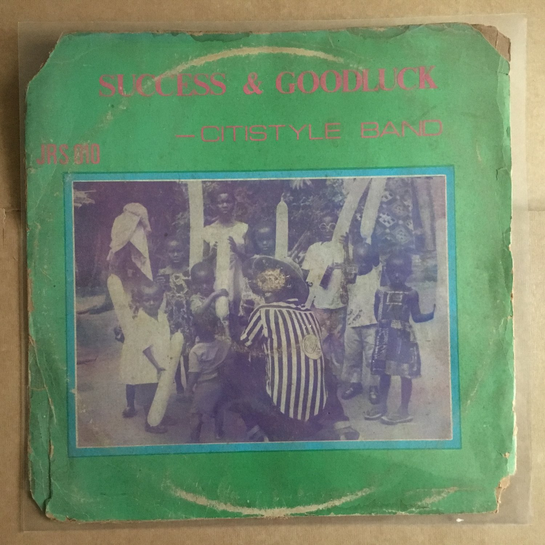 PRYCE ARMAH & CITYSTYLE BAND LP success & goodluck GHANA HIGHLIFE mp3 LISTEN