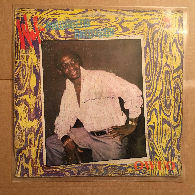 WOFA AKWABENA AKWABOA LP owuo NIGERIA HIGHLIFE DIGITAL mp3 LISTEN