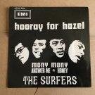 """THE SURFERS 45 EP hooray for hazel GARAGE 60's FREAKBEAT mp3 LISTEN 7"""""""