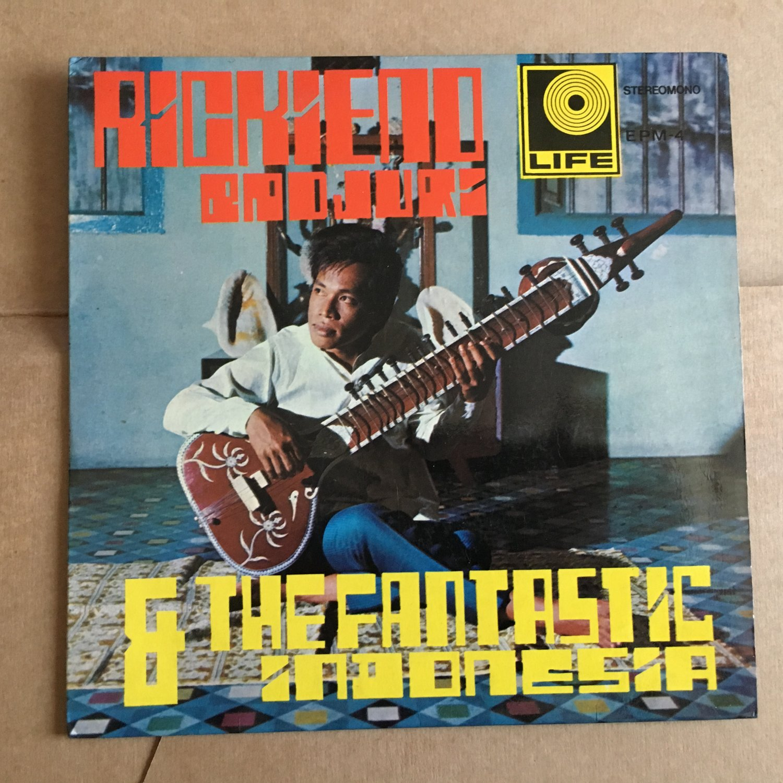 RICKIENO BADJURI & THE FANTASTIC 45 EP derita MALAYSIA GARAGE BREAKS SOULBEAT mp3 LISTEN