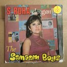 "S. ROHA & THE SANGAM BOYS 45 EP bila MALAYSIA GARAGE MELAYU SOULBEAT mp3 LISTEN 7"""