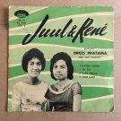 "JUUL & RENE & ORKES PRATAMA 45 EP vol. 2 INDONESIA RARE 60's IRAMA 7"" mp3 LISTEN"