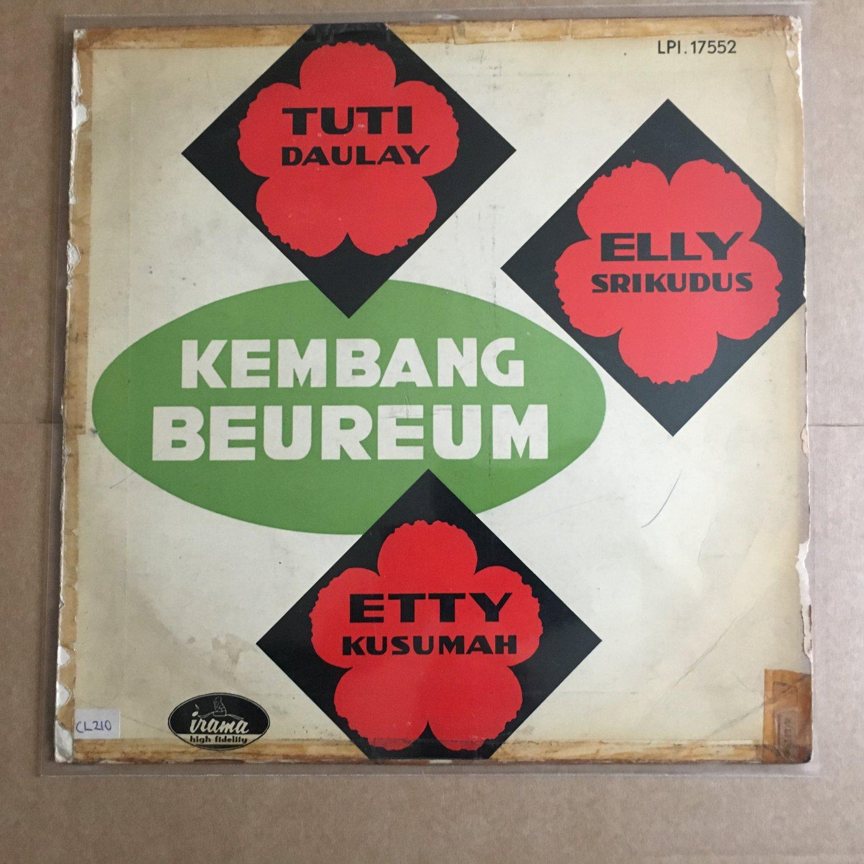 **ORKES SAIFUL BAHRI LP kembang beureum INDONESIA IRAMA 60's LATIN mp3 LISTEN