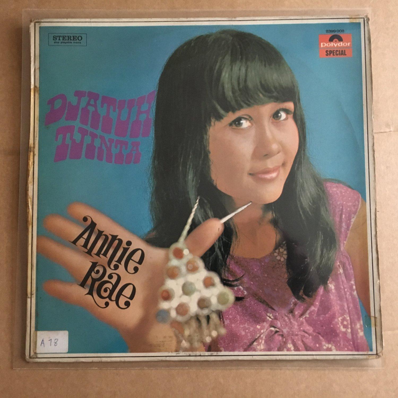 ANNIE RAE LP djatuh tjinta INDONESIA SOUL BEAT GARAGE FUZZ JAZZY mp3 LISTEN