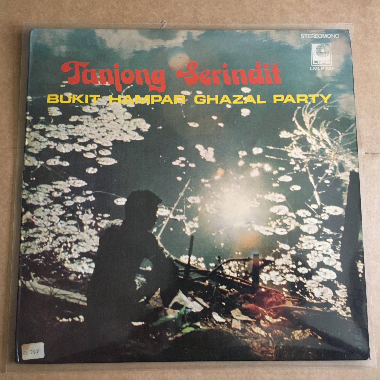 BUKIT HAMPAR GHAZAL PARTY LP tanjong serindit MALAYSIA GHAZAL mp3 LISTEN