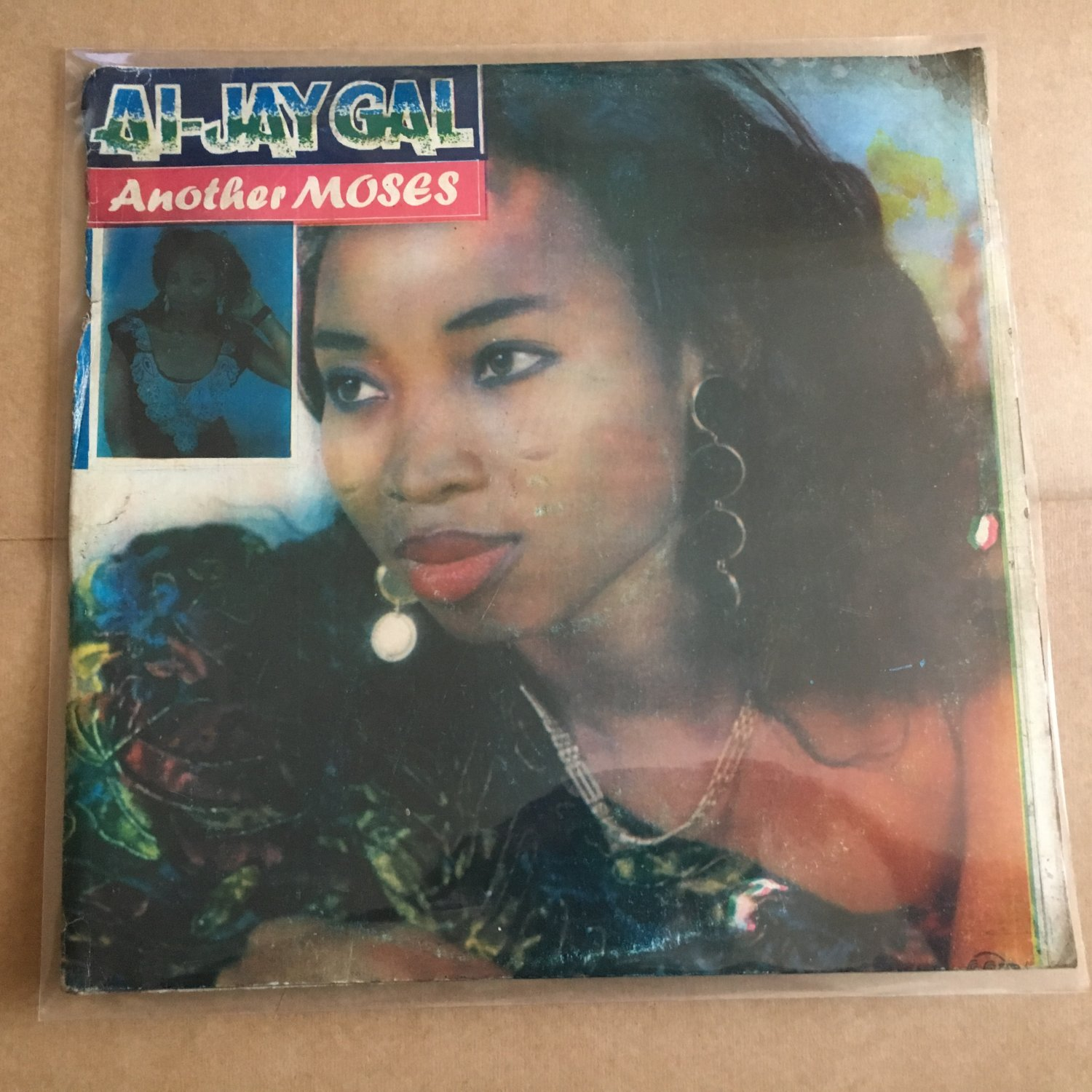 AI-JAY GAL LP another Moses NIGERIA REGGAE mp3 LISTEN