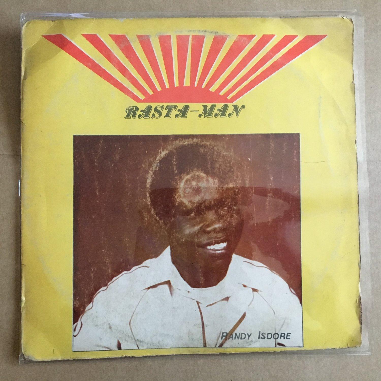 RANDY ISDORE LP rasta man OBSCURE NIGERIA REGGAE mp3 LISTEN