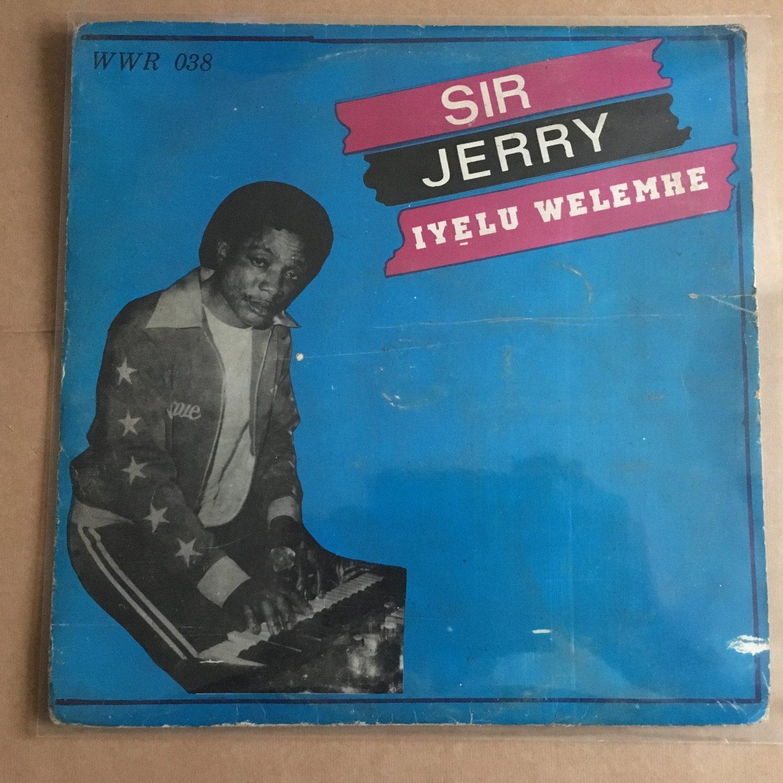 SIR JERRY OSHIORENUA & THE HEROES DANCE BAND LP iyelu NIGERIA mp3 LISTEN