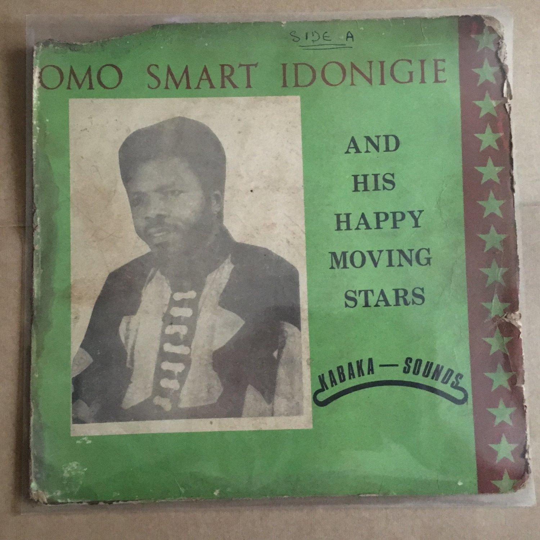 OMO SMART IDONIGIE & HIS MAPPY MOVING STARS LP same NIGERIA mp3 LISTEN
