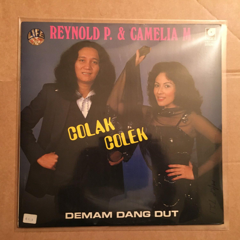 REYNOLD P. & CAMELIA M. golak colek MALAYSIA DANGDUT POP ROCK mp3 LISTEN