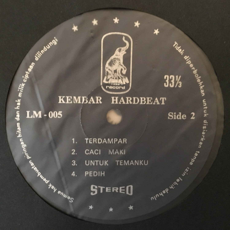 KEMBAR LP hardbeat RARE INDONESIA GARAGE PSYCH HARD ROCK BLUES mp3 LISTEN
