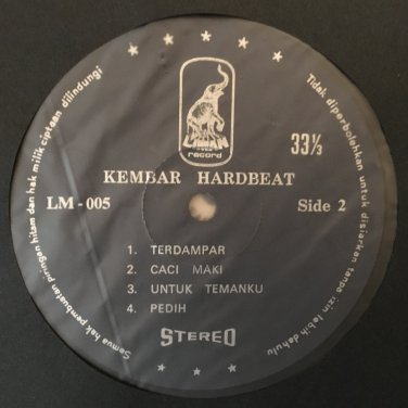 KEMBAR LP hardbeat RARE INDONESIA GARAGE PSYCH HARD ROCK BLUES mp3 LISTEN