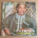 ALHAJI SIR WAZIRI OSHOMAH LP patience NIGERIA HIGHLIFE mp3 LISTEN