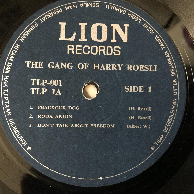 GANG OF HARRY ROESLI LP philosophy gang  INDONESIA FUNK JAZZ FUNK PROG mp3 LISTEN