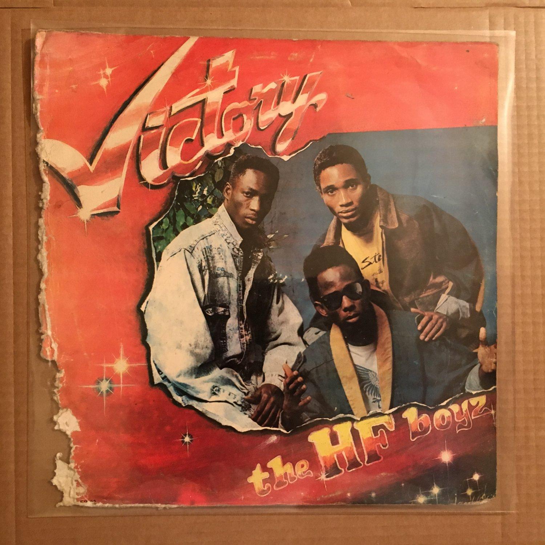 THE HOT FAVOURITE BOYZ LP victory NIGERIA R&B RAP mp3 LISTEN