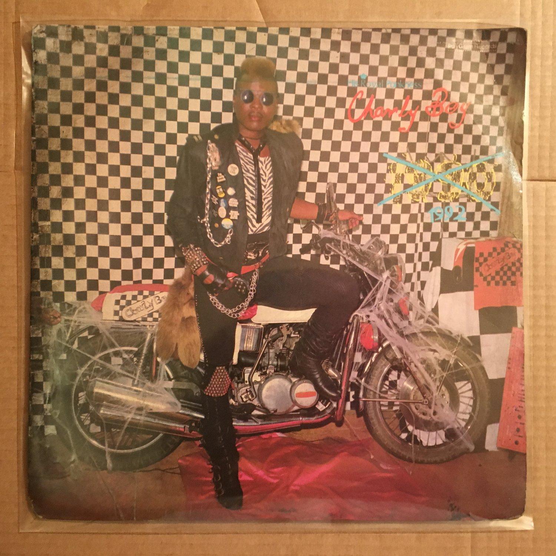 CHARLY BOY LP 1990 NIGERIA BOOGIE FUNK SYNTH mp3 LISTEN