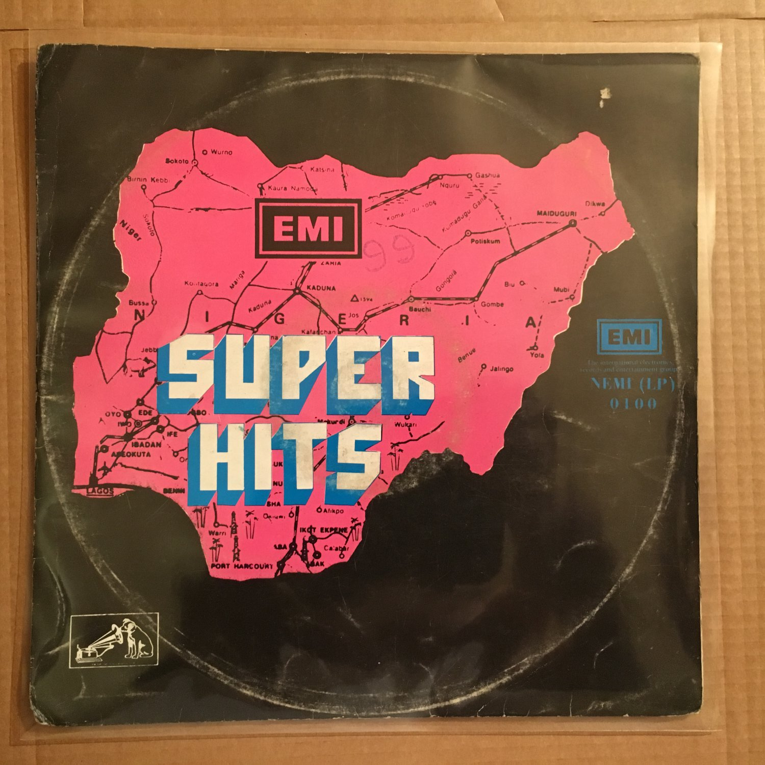SUPER HITS LP various AFRO FUNK FUNKEES TONY GREY OFEGE FOUNDERS mp3 LISTEN