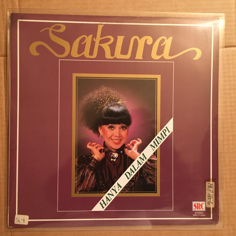 SAKURA LP hanya dalam mimpi DANGDUT POP mp3 LISTEN