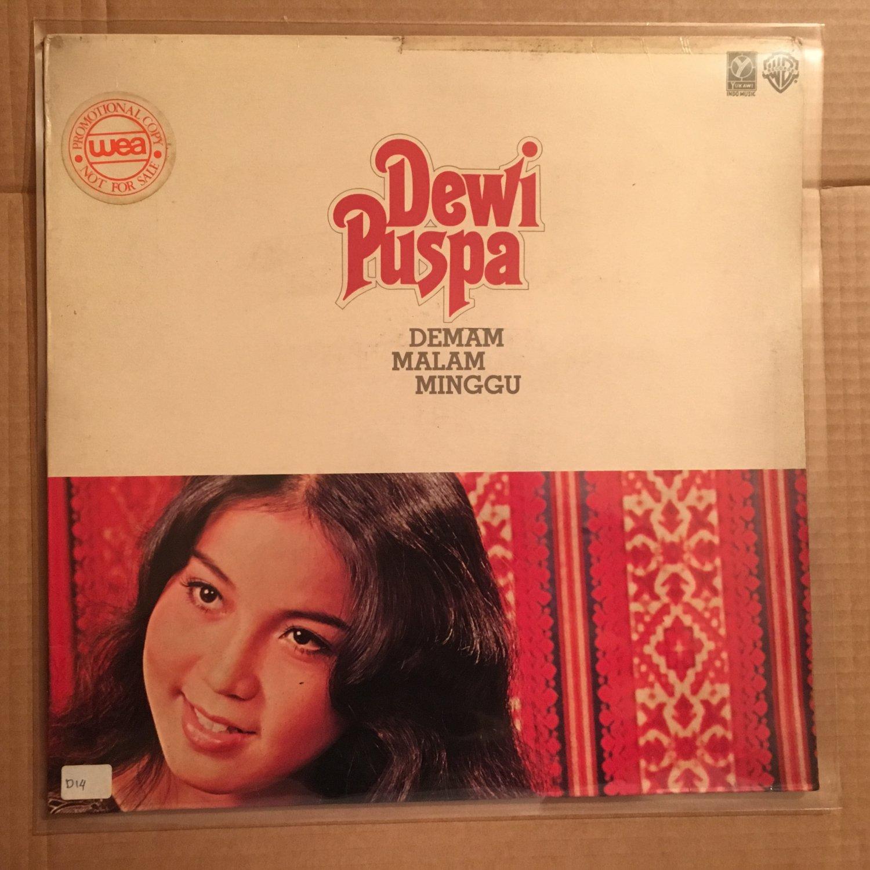 DEWI PUSPA LP demam malam minggu INDONESIA DISCO  mp3 LISTEN