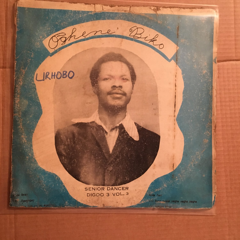 SENIOR DANCE LP digoo vol. 3 NIGERIA HIGHLIFE mp3 LISTEN