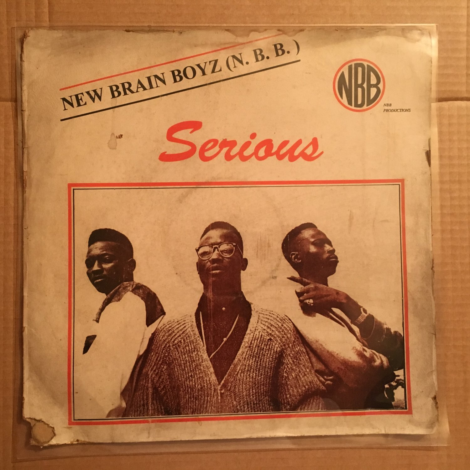 NEW BRAIN BOYZ LP serious NIGERIA RAP R&B NEW SOUL BOOGIE mp3 LISTEN