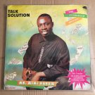 MIMI RAHAM LP talk solution NIGERIA REGGAE mp3 LISTEN