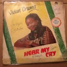 VIVIAN ORUMA LP hear my cry NIGERIA REGGAE mp3 LISTEN