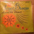 SWEET BREEZE LP across the desert NIGERIA AFRO FUNK REGGAE mp3 LISTEN