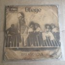 OFEGE LP try and love NIGERIA AFRO PSYCH FUNK mp3 LISTEN