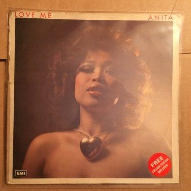 ANITA LP love me MALAYSIA SINGAPORE DISCO FUNK mp3 LISTEN