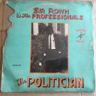 SIR ROWH & THE PROFESSIONALS LP the politician NIGERIA AFRO BEAT DIGITAL REGGAE mp3 LISTEN