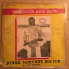 JONAH IGBINIGIE AKABA JUNIOR LP promise and fail NIGERIA mp3 LISTEN