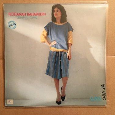 ROZANIAH BAHARUDIN LP simfoni cinta MALAYSIA SOUL mp3 LISTEN