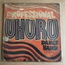 PROFESSIONAL UHURU DANCE BAND LP best of GHANA HIGHLIFE mp3 LISTEN