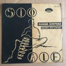 BENNO PATTIWAEL & BAHANA SEMPANA LP sio ale RARE INDONESIA 60s LATIN ROCK'n ROLL mp3 LISTEN