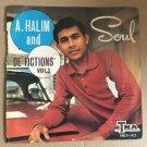 A. HALIM AND DE'FICTIONS 45 EP vol.1 soul MALAYSIA GARAGE mp3 LISTEN