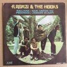 A. ROMZI & THE HOOKS 45 EP saujana MALAYSIA GARAGE mp3 LISTEN