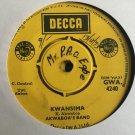 AKWABOA'S BAND 45 kwansima - wo mere so a GHANA mp3 LISTEN