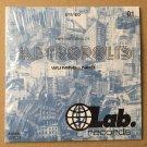 WU MIN & NIKO 45 EP Metropolis INDONESIA JAZZ FUNK BRAZIL OST LIBRARY mp3 LISTEN