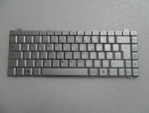 Gateway w350i W350A W350R W350L W3501 Keyboard silver