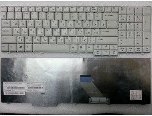Acer Aspire 7320 7520 7720 7720G 7720Z 7720ZG US Keyboard White