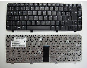UK Keyboard for HP Compaq Presario C700 C727 C730 Black