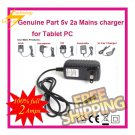 5V 2A AC Adapter Power Supply wall Charger for Cube u23gt Tablet PC