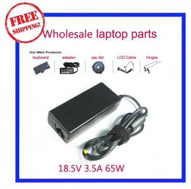 18.5V 3.5A 65w Universal AC Adapter Battery Charger for HP COMPAQ 610 615 Laptop Free Shipping