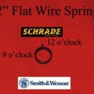 1/2 Flat Wire Coil Spring Schrade Extreme & Smith & Wesson H.R.T.
