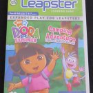 Leap Frog Leapster Dora the Explorer Camping Adventure Learning Game Leapster2